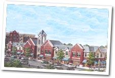 main street station commercial development